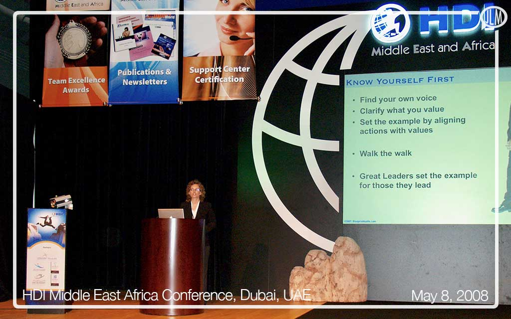 HDI Middle East Africa Conference and Expo, Dubai, U.A.E.
