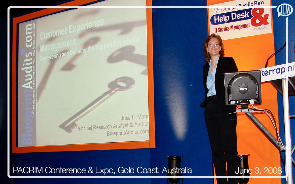 PACRIM Conference & Expo 2008, Gold Coast, Australia