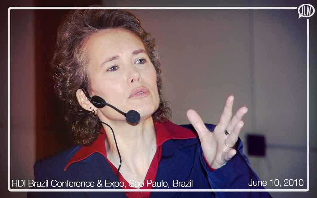 High Impact Leadership Keynote in São Paulo, Brazil