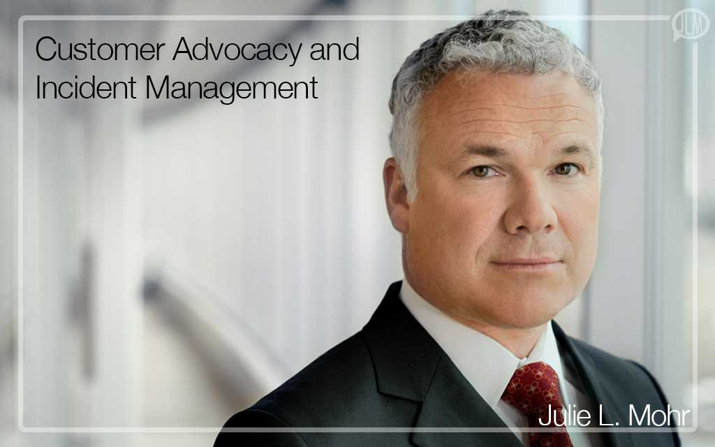Customer Advocacy and Incident Management
