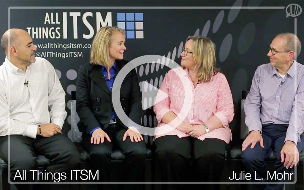 All Things ITSM Interview – ITSM and the Customer Experience